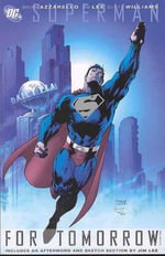 Superman : For Tomorrow v. 2 - Jim Lee