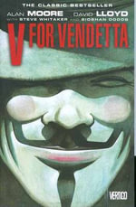 V For Vendetta (Graphic Novel) - David Lloyd