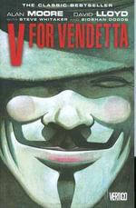 V For Vendetta (Graphic Novel) - David Lloyd