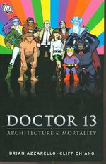 Doctor 13 : Architecture and Mortality - Cliff Chiang