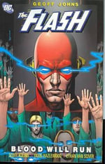 Flash : Blood Will Run - Ethan Van Sciver