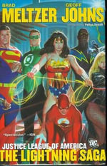 Justice League of America : Lightning Saga Volume 2 - Brad Meltzer