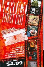 Vertigo : First Cut :  First Cut - Brian Azzarello