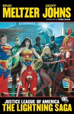 Justice League of America Lightning Saga : Lightning Saga - Geoff Johns