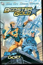 Booster Gold : Blue and Gold Volume 2 - Norm Rapmund