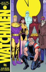 Watchmen - Dave Gibbons
