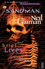 Brief Lives : Sandman : Volume 7  - Neil Gaiman