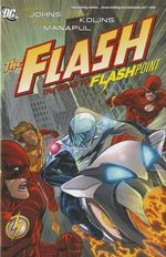 Flash the Road to Flashpoint : The Road To Flashpoint - Francis Manapul