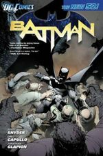 Batman Volume 1: The Court of Owls  : The New 52! - Greg Capullo