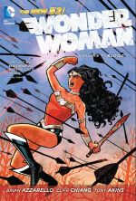 Wonder Woman Volume 1 : Blood : The New 52! - Cliff Chiang