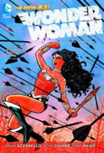 Wonder Woman : Blood : Volume 1 - Brian Azzarello