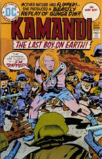 Kamandi, the Last Boy on Earth Omnibus : Volume 2 - Joe Kubert