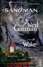 Sandman  : Volume 10: The Wake - Neil Gaiman