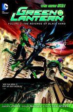 Green Lantern : Revenge of Black Hand (the New 52) : Volume 2 - Doug Mahnke