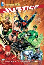 Justice League Volume 1 : Origin : The New 52! - Jim Lee