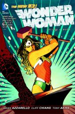 Wonder Woman Volume 2: Guts : The New 52! - Cliff Chiang