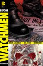 Before Watchmen : Comedian Rorschach - J. G. Jones