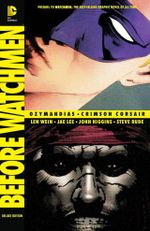 Before Watchmen : Ozymandias / Crimson Corsair - Jae Lee