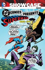 Showcase Presents : DC Comics Presents - Superman Team-Ups : Voume 2 - Various