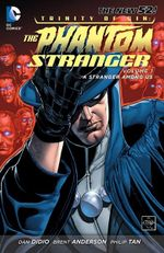 Phantom Stranger : Stranger Among Us (the New 52) : Volume 1 - Brent Eric Anderson