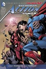 Superman Action Comics : Bulletproof (the New 52) Volume 2 - Grant Morrison
