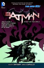Batman Night of the Owls : The New 52! - Scott Snyder