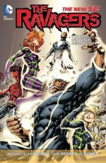 The Ravagers : (The New 52) Volume 2 - Ig Guara