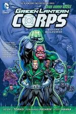 Rise of the Third Army (The New 52) : Green Lantern Corps : Volume 3 - Peter J. Tomasi