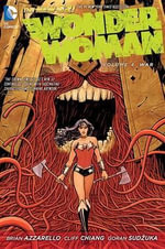 Wonder Woman : War (The New 52) : Volume 4 - Cliff Chiang