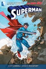 Superman : Fury At World's End : Volume 3 - Kenneth Rocafort
