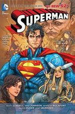 Superman (The New 52) : Volume 4 - Kenneth Rocafort