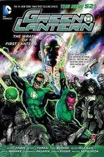 Green Lantern : Wrath of the First Lantern - Geoff Johns