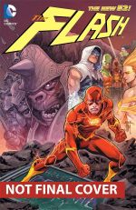 The Flash : Gorilla Warfare Volume 3 - Brian Buccellato