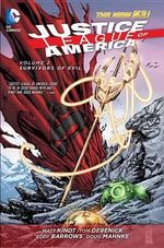 Justice League of America : Survivors of Evil  : Volume 2 - Doug Mahnke