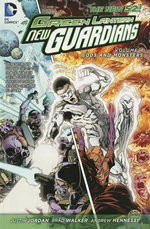 Green Lantern : New Guardians : Volume 4 - Brad Walker