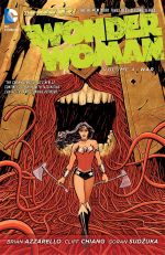 Wonder Woman Volume 4: War : The New 52! - Cliff Chiang