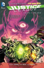 Justice League : The Grid : Volume 4 - Ivan Reis