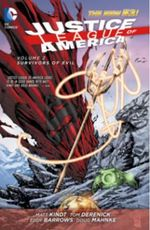 Justice League of America : Survivors of Evil Volume 2 - Eddy Barrows