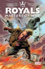 The Royals : Masters of War - Rob Williams