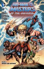 He-Man and the Masters of the Universe : What Lies Within Volume 4 - Michael O'Hare