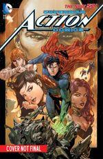 Superman Action Comics : Hybrid Vol 4 - Tony Daniel