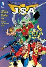 JSA Omnibus : Vol 2 - Rags Morales