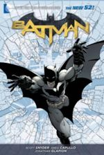 Batman Volume 6: Graveyard Shift : The New 52! - Greg Capullo