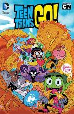 Teen Titans Go! : Volume 1 - Lea Hernandez