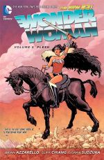Wonder Woman Volume 5: Flesh : The New 52! - Cliff Chiang