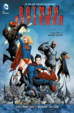 Batman/Superman : Game Over Volume 2 - Brett Booth