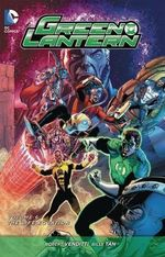 Green Lantern Volume 6: The Life Equation : The New 52! - Billy Tan