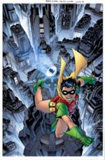 Robin : The Boy Wonder a Celebration of 75 Years - Bob Kane