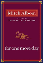 For One More Day for One More Day - Mitch Albom