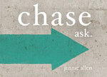 Chase Discussion Card Set : Chasing After the Heart of God - Jennie Allen